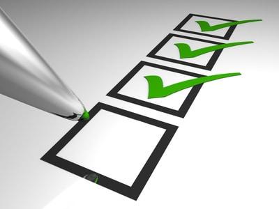 checklista w zbiznesie
