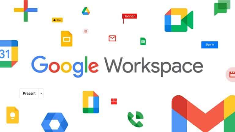recenzja i opis google workspace